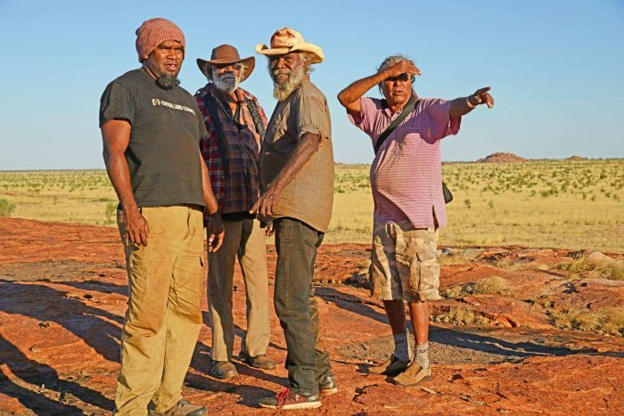 Australian Aboriginal Sacred Site Rediscovered After 70 Years
