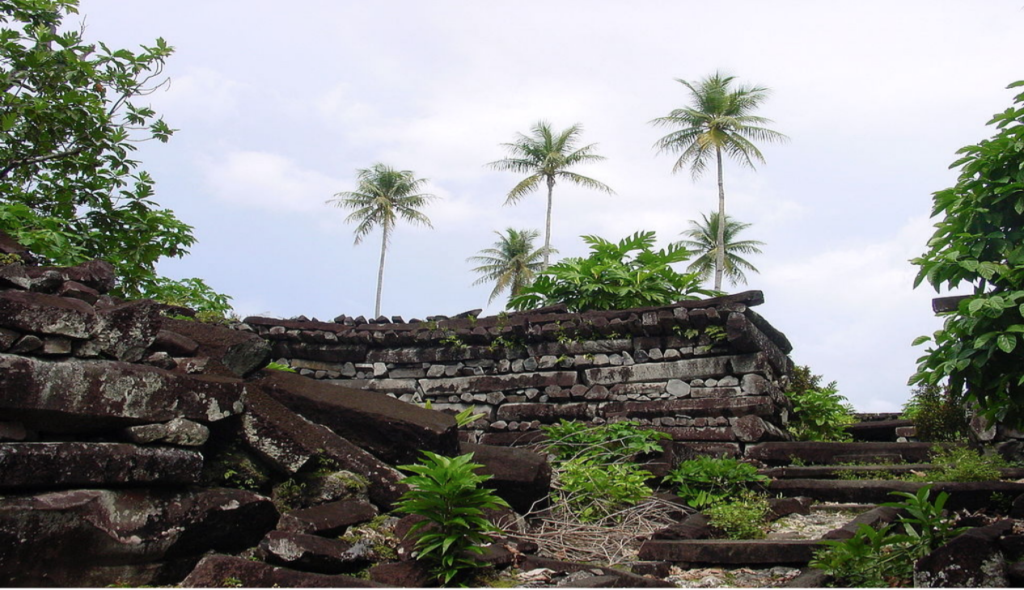 Nan Madol: Sacred City of Micronesia by Carol Nervig