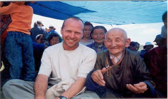 Lama Tovuu Baldan Baraivan, Mongolia