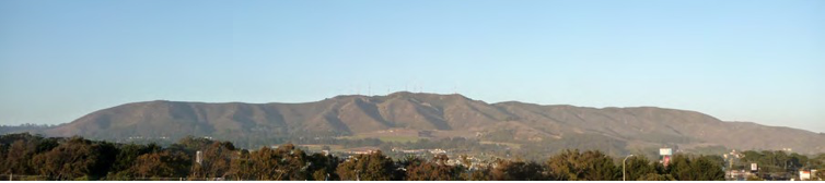 Mount San Bruno Photo By: Bastique