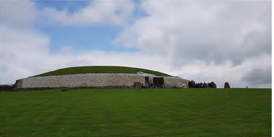 Newgrange, Brú na Bóinne, Ireland